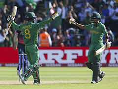 Champions Trophy: Pakistan Punish Errant England, Reach Maiden Final