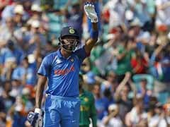 Champions Trophy: Hardik Pandya Hits Fastest Half-Century In ICC Tournament Finals