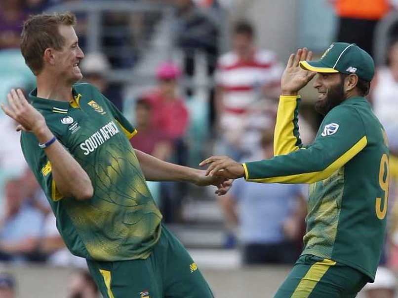 ICC Champions Trophy 2017: Hashim Amla, Imran Tahir Lead South Africa To Victory Over Sri Lanka