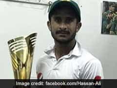 चैंपियंस ट्रॉफी : जानें, पाकिस्तान के गेंदबाज  हसन अली ने अपना मैन ऑफ द मैच किसे समर्पित किया..