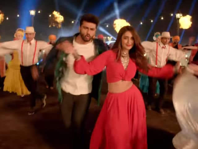 Hawa Hawa Teaser: Arjun Kapoor's Mubarakan Song Fills The Air With Fun
