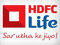 HDFC Life Shares Soar Above 7.5% On Inclusion In Nifty 50 Index