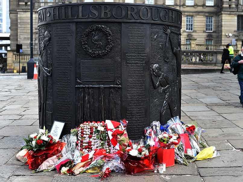 Six Charged Over 1989 Hillsborough Stadium Disaster