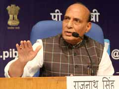 Surgical Strikes In Pakistan-Occupied Kashmir Sent Strong Message: Rajnath Singh