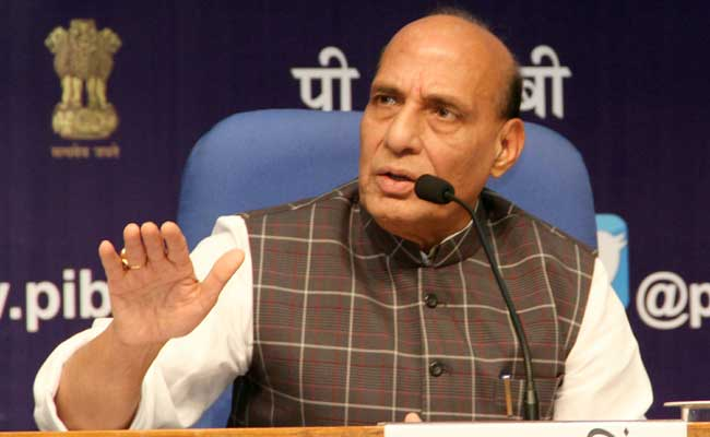 Gorkha Janmukti Morcha Delegation Meets Rajnath Singh, Presses For Gorkhaland Talks