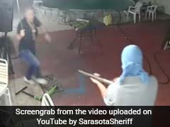 Video: They Came With Guns To Rob Him. He Chased Them Off With A Machete