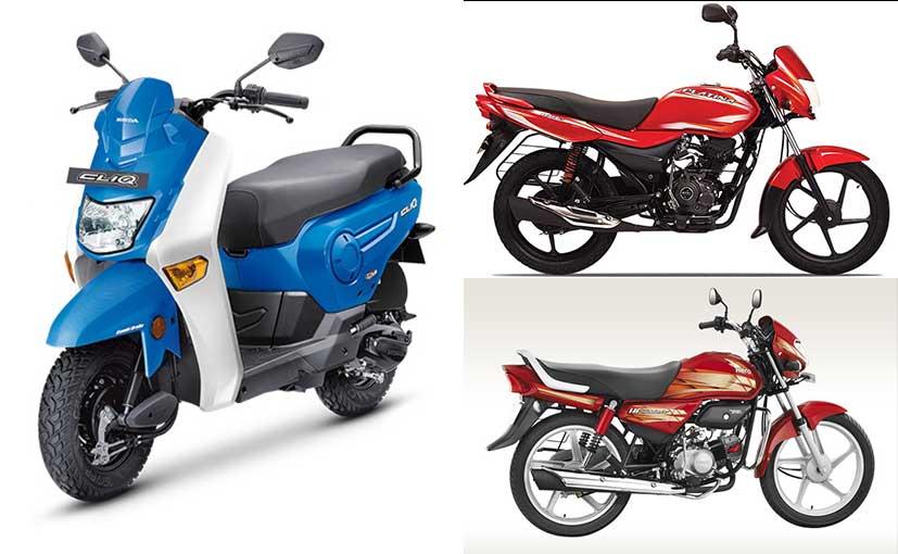 Price Comparison Honda Cliq Vs Rivals Ndtv Carandbike