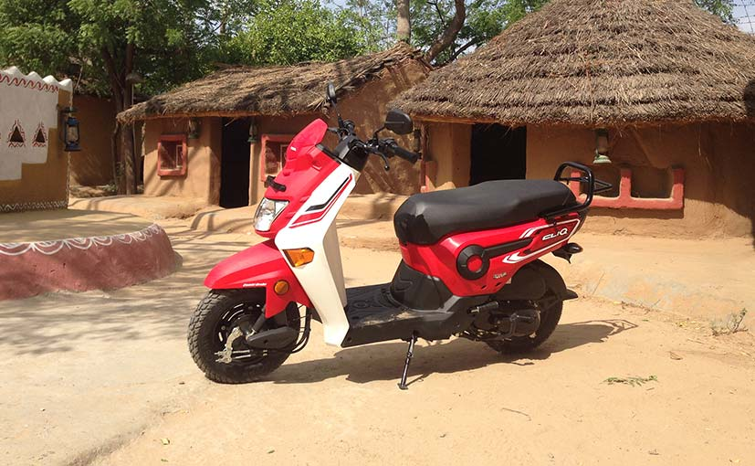Honda Cliq Scooter: First Ride Review