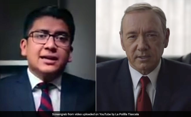 Politician Plagiarises 'House of Cards' Speech, Says It Was 'No Mistake'