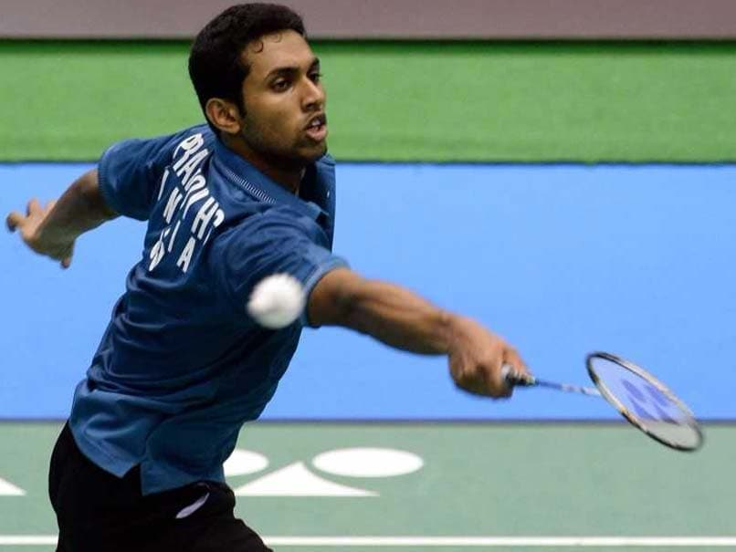 HS Prannoy Jumps Two Spots To Be Ranked No 15