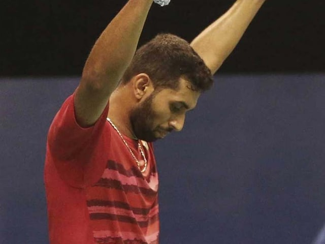 HS Prannoy Beats Kidambi Srikanth In Thrilling Tie To Clinch National Badminton Championship