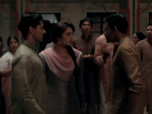 <i>Partition: 1947</i> Trailer - Huma Qureshi's Romantic Struggle Before India's Tryst With Destiny