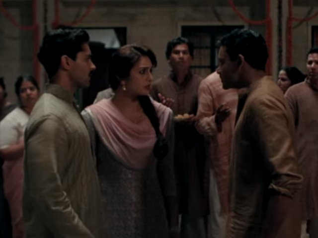 Partition: 1947 Trailer - Huma Qureshi's Romantic Struggle Before India's Tryst With Destiny