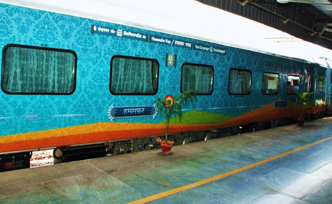 Railways has launched a once-a-week Humsafar Express service connecting Maharashtra and Bihar