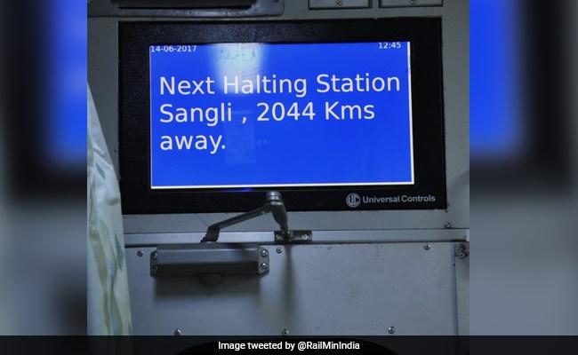 More Humsafar Trains Soon With Fridge, Display Screens, More Facilities