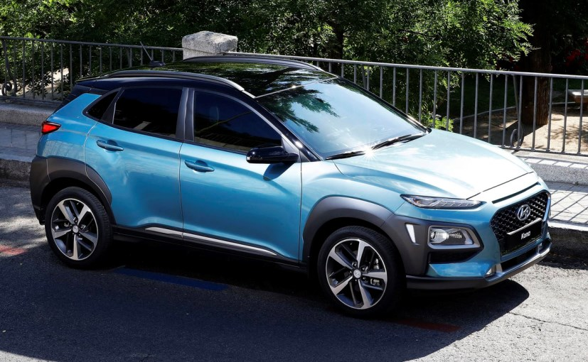 new hyundai kona subcompact suv unveiled will it come to india ndtv carandbike. Black Bedroom Furniture Sets. Home Design Ideas