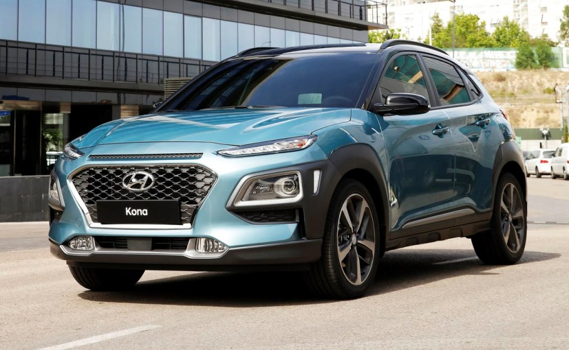 Hyundai Kona Electric Crossover Might Have 242-Mile (390 Km) Maximum Range