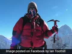 Ian Toothill Becomes First Terminally-Ill Cancer Patient To Conquer Mount Everest