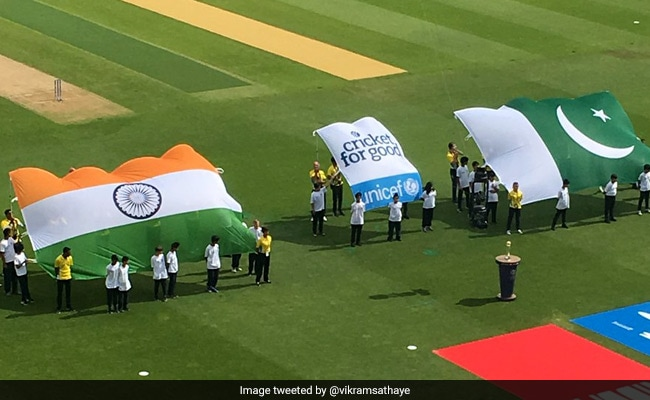 India-Pakistan ICC Champions Trophy 2017: Match Begins, Shadow Of Last Night's London Terror Attack Looms Behind