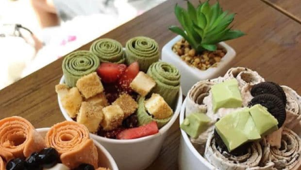 5 Places In Delhi-NCR For Yummy Ice Cream Rolls