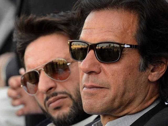 Imran Khan Turns Down PCB Invitation To Watch World XI Series
