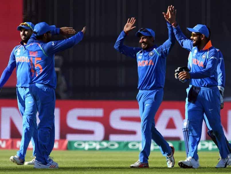 India vs Pakistan Highlights, ICC Champions Trophy: India Thrash Pakistan By 124 Runs