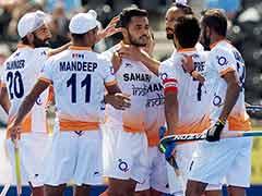 Hockey World League Semi-Finals: India Rally To Beat Scotland 4-1