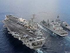 India Naval Drills With US Get Bigger. But Some Info It Keeps Off-Limits