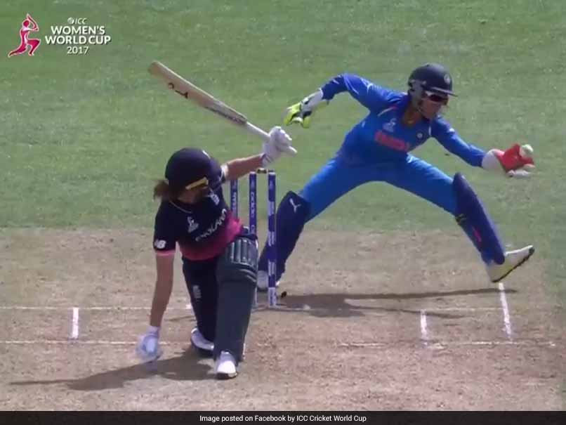 ICC Women's World Cup 2017: India Make History, Become First Team To Use DRS