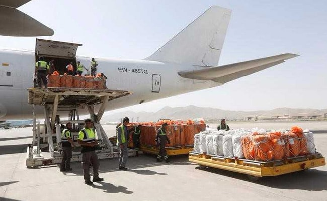 Afghan Air Corridor Shows India's 'Stubborn Geopolitical Thinking': Chinese Media