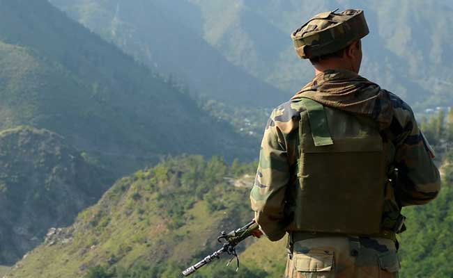 Terrorist Shot Dead In Kashmir's Keran Sector, Jawan Killed