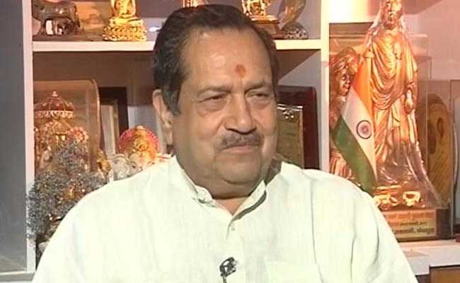 Hamid Ansari's Remarks Have No Takers Within Muslim Community: Indresh Kumar
