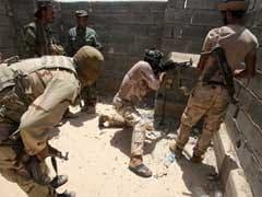इराकी सुरक्षाबलों ने ISIS के 12 आतंकवादियों को मार गिराया