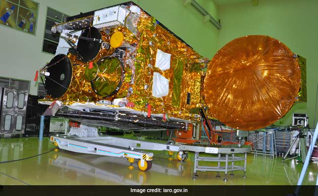 India's communication satellite GSAT-17 successfully launched