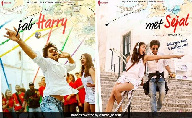 तो यह है शाहरुख खान और अनुष्का शर्मा स्टारर इम्तियाज अली की नई फिल्म का टाइटल...
