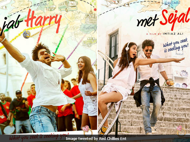 Jab Harry Met Sejal- Hindi Movie All Songs Lyrics