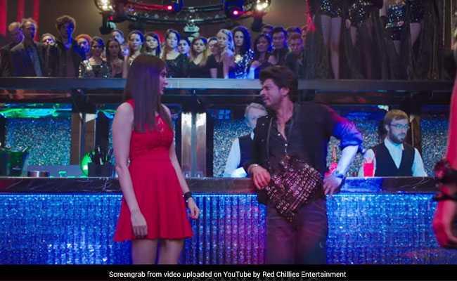 'जब हैरी मेट सेजल': दूसरे गाने बीच बीच में.. को डिस्को क्लब में लॉन्च करेंगे शाहरुख और अनुष्का