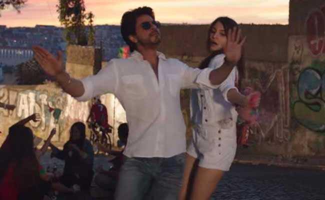 'जब हैरी मेट सेजल' का पहला गाना रिलीज, शाहरुख खान से बोलीं अनुष्का शर्मा- हां बनूंगी तेरी राधा...
