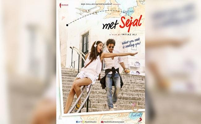 'जब हैरी मेट सेजल' के चौथे मिनी ट्रेलर में शाहरुख को 'सेजल' का अर्थ समझाती दिखीं अनुष्का!