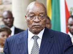 Zuma Resigns As South Africa's President, Ending Standoff With Ruling Party