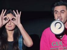 Seatbelts On For <I>Jagga Jasoos</i>, Please. Katrina Kaif, Ranbir Kapoor Show You How