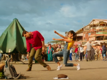 Jagga Jasoos' Ullu Ka Pattha: Ranbir Kapoor, Katrina Kaif And Their Goofy Dance Moves