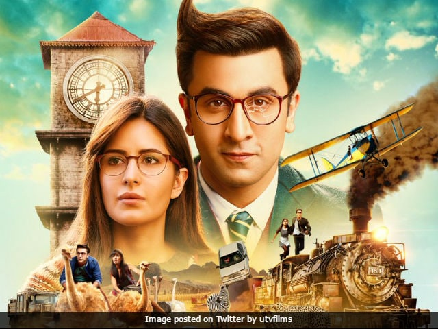 Jagga Jasoos: Ranbir Kapoor And Katrina Kaif's Adventures Summed Up In New Poster