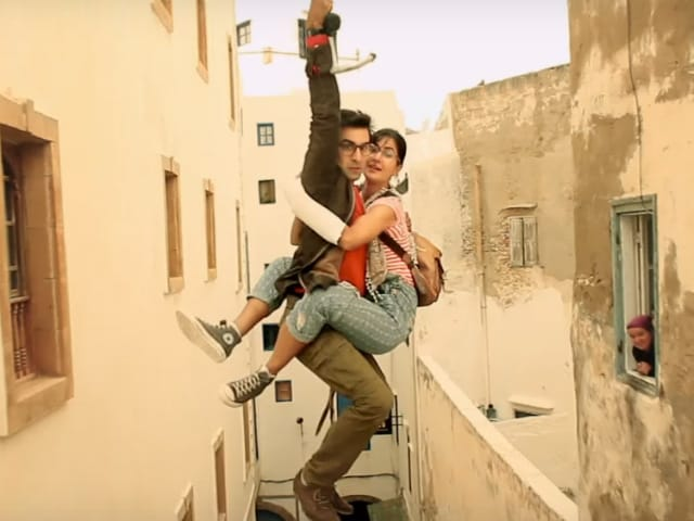 Attention, Jagga Jasoos Trailer Is Here. See The Adventures Of Ranbir Kapoor And Katrina Kaif
