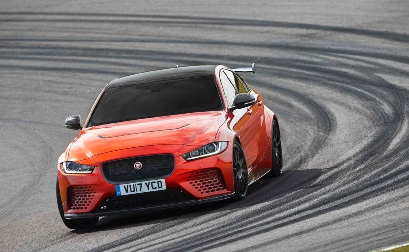 584 bhp Jaguar XE SV Project 8 Revealed; Its Most Powerful Road Car ...