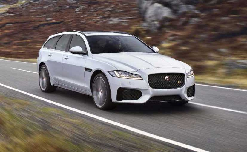 Jaguar lifts the lid on its stunning XF Sportbrake