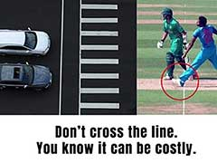 Jaipur Traffic Police Uses Jasprit Bumrah No-Ball Photo For Road Safety, Bowler Not Amused