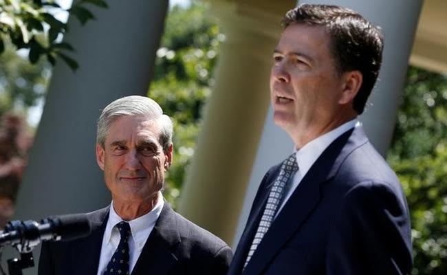 Former FBI Chief James Comey To Testify Next Week In Russia Probe