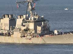 Seven US Navy Crew Unaccounted For After Collision In Japan