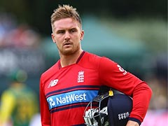 Watch England's Jason Roy Being Given Out For Obstructing The Field Vs South Africa